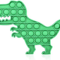 Push Pop Toy Dinosaur