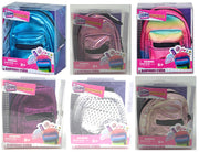 Shopkins Real Littles Backpack Series 2 (Complete set of 6)