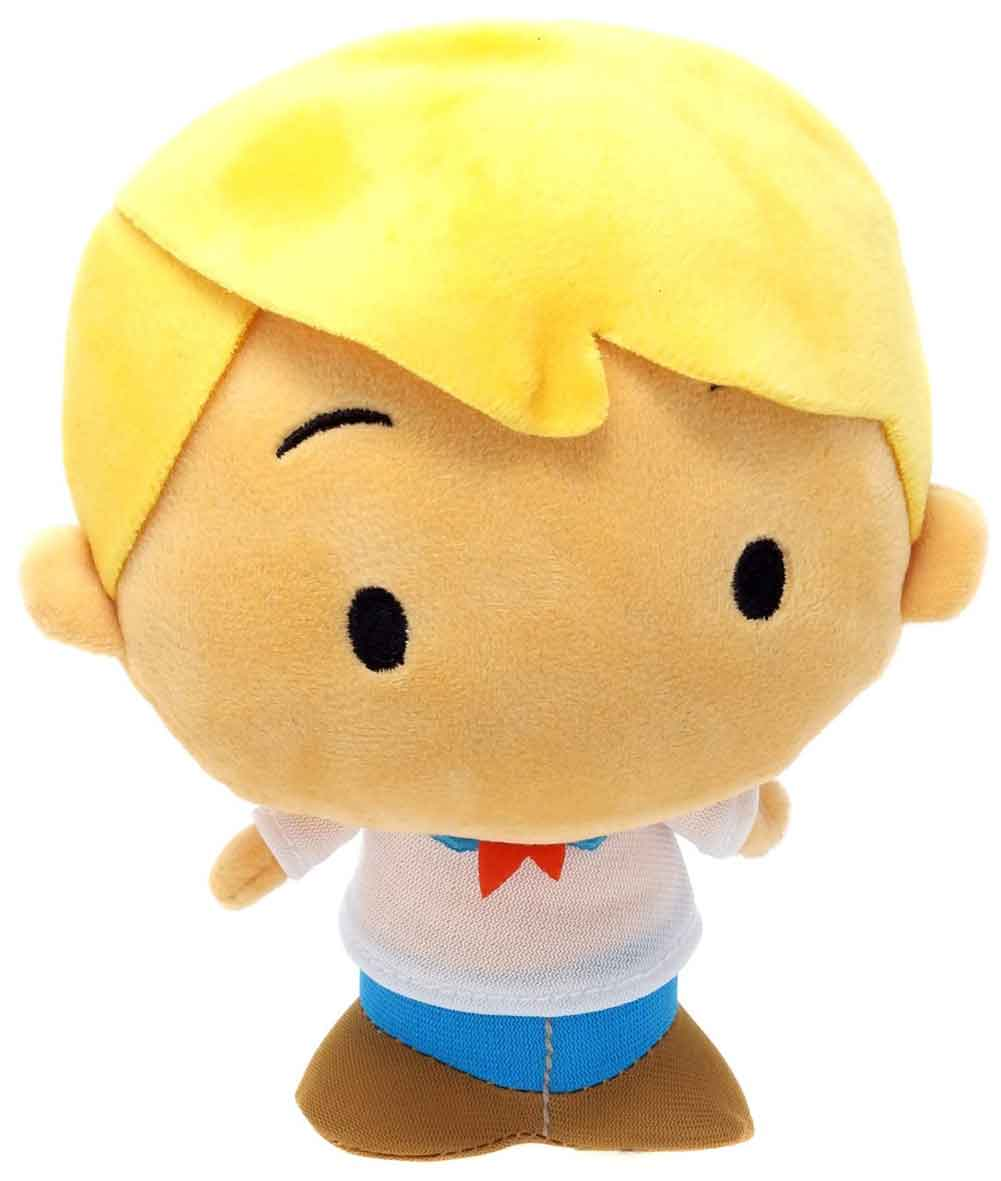 Fred - Scooby Doo Chibi 6-Inch Plush