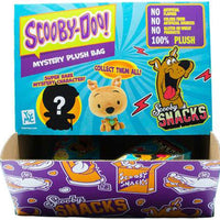 Scooby Doo Key Ring Clip-On Mystery Plush Bag Full Case