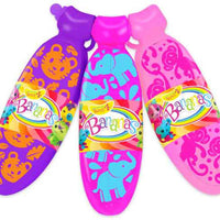 Bananas Mystery 3 Pack Series 4 purple, pink and pink
