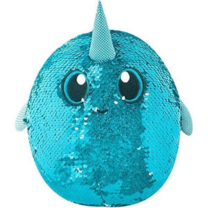 "Shimmeez - Arlo the Narwhal (Large 8"")"