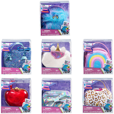 Shopkins Real Littles Handbags Series 2 (Complete set of 7)