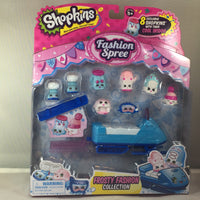 Shopkins Exclusive Frosty Fashion Collection