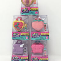 Shopkins Lil Secrets - set of 5