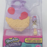 Shopkins Lil Secrets Secret Locket Froyo Kiosk
