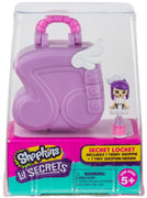 Shopkins Lil Secrets - Secret Locket Music Store