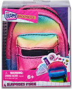 Shopkins Real Littles Toy Backpacks Exclusive Single Pack - Series 2