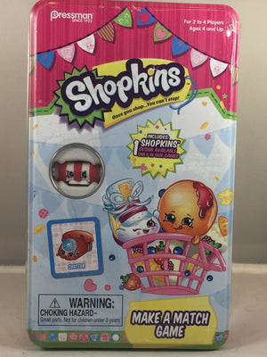 Shopkins make a match game
