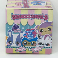 Squishamals - Blind Box front - Holiday Collection