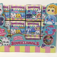 Squishamals - Blind Box full case - Holiday Collection