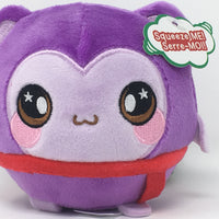 "Squishamals - Marcie the Monkey (Holiday Collection - 3.5"")"