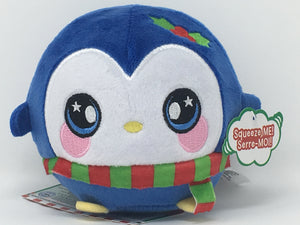"Squishamals - Marry the Penguin (Holiday Collection - 3.5"")"