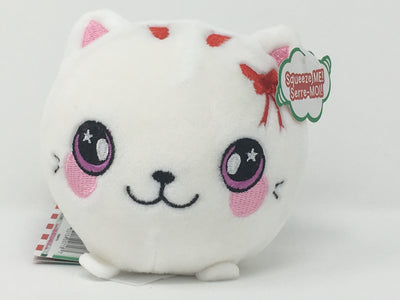 Squishamals - Pearl the Cat (Holiday Collection - 3.5