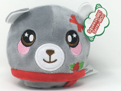 Squishamals - Ralphie the Moose (Holiday Collection - 3.5