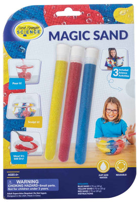 Magic Sand - Steve Spangler Science