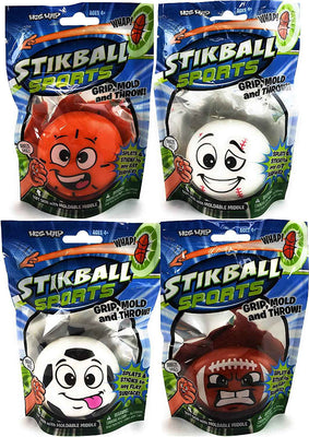 Stik Ball Sports - Bundle of 4
