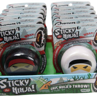 Sticky the Ninja White