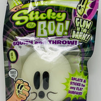 Sticky the Boo -Glows in the Dark