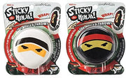 Sticky the Ninja Set of 2 (Black & White)