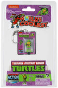 World's Smallest Teenage Mutant Ninja Turtles Donatello