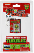World's Smallest Teenage Mutant Ninja Turtles Raphael