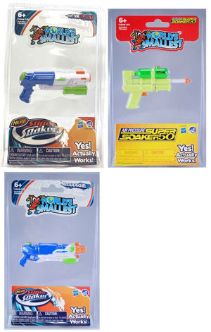 Super Impulse Super Soaker bundle of 3