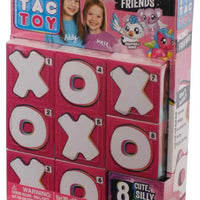 Tic Tac Toy XOXO Friends full case