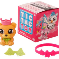 Tic Tac Toy XOXO Friends Open mystery Box orange