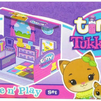 Tiny Tukkins Cuddle 'n' Play Den Core Pack - Fox