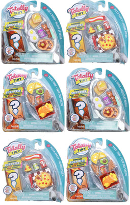 Totally Tiny Fun with Food Sets – (Sealed Case of 6)