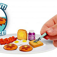 Totally Tiny Fun with Food Sets – Rise and Shine in hand