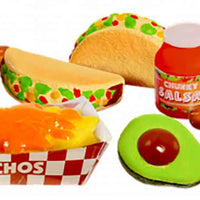 Totally Tiny Fun with Food Sets – (Bundle of 3) taco timne