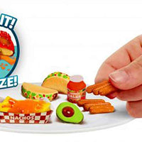 Totally Tiny Fun with Food Sets – (Bundle of 3) taco time in action