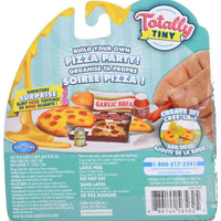Totally Tiny Fun with Food Sets – Pizza Party back of package