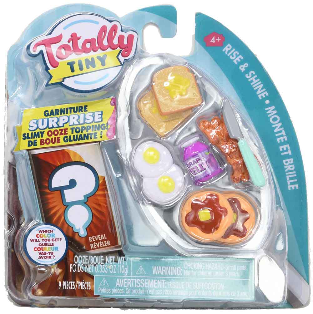 Totally Tiny Fun with Food Sets – Rise and Shine