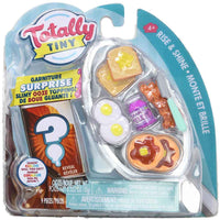 Totally Tiny Fun with Food Sets – (Bundle of 3) rise and shine