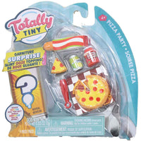 Totally Tiny Fun with Food Sets – (Bundle of 3) pizza party