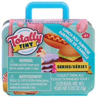 Totally Tiny Lunch Box Blind Box (Bundle of 3) blue