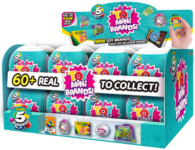 Toy 5 surprise mini brands Series 1 (full case of 24 Pack)