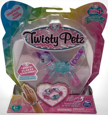 Twisty Petz - Snow Flakez Unicorn