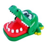 World's Smallest Crocodile Dentist - mouth open