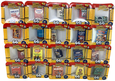 Wacky Packages Minis Series 1 (Complete Set of 20 Varieties)