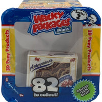Wacky Packages Minis - Antenmann's (plus 4 Mystery) - Series 2