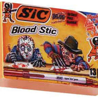Wacky Packages Minis - Blood Stic (plus 4 Mystery) in action