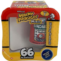 Wacky Packages Minis - CY Borgardee (plus 4 Mystery)