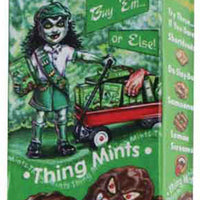 Wacky Packages Minis - Ghoul Scouts (plus 4 Mystery) in action