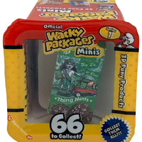 Wacky Packages Minis - Ghoul Scouts (plus 4 Mystery)
