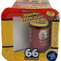 Wacky Packages Minis - Gurgle (plus 4 Mystery)