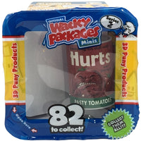 Wacky Packages Minis - Hurts (plus 4 Mystery) - Series 2